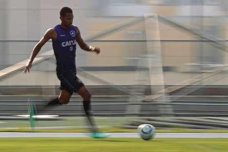 Helerson atuou em três partidas nesta temporada (Foto: Vítor Silva/SSPress/Botafogo)