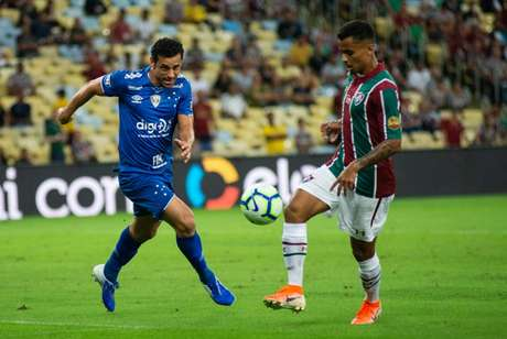 Agentes de Fred negam que há ação contra o Cruzeiro no CNRD-(Foto: Bruno Haddad/Cruzeiro)