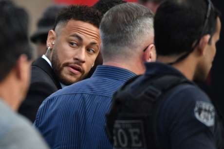 Band vai entrevistar Neymar, nesta quinta-feira(Foto: AFP)