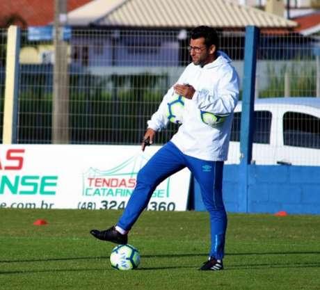 André Palma Ribeiro/Avaí