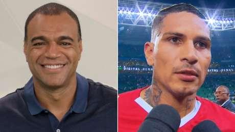 Denilson afirmou que o Palmeiras foi muito superior (Foto: Reprodução)