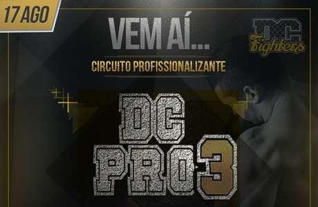 DC Pro 3 será mais uma vez realizado na sede da DC Fighters, na Zona Oeste do Rio de Janeiro (Foto: Divulgação)