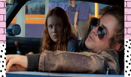 BILLY E MAX: A ruiva rapidamente se juntou as outras crianças, mas seu irmão mais velho, Billy, ainda não mostrou quais serão suas motivações na série. É de se esperar que na terceira temporada o bad boy mostre para o que veio