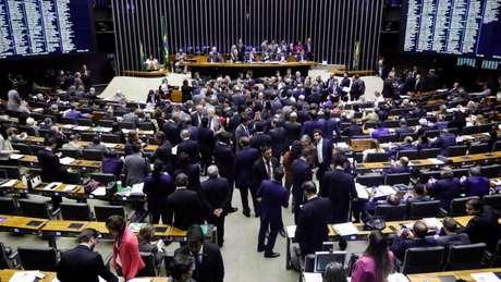 Na votação de quarta-feira, 379 deputados votaram a favor da Reforma da Previdência, outros 131 se posicionaram contra