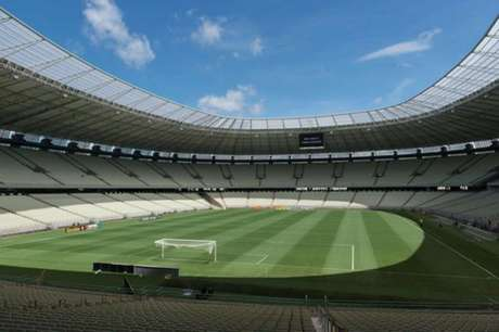 Arena Castelão (Foto: AFP PHOTO)