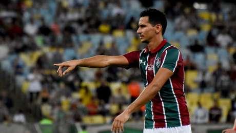 Ganso no Fluminense (Foto: MAILSON SANTANA/FLUMINENSE FC)