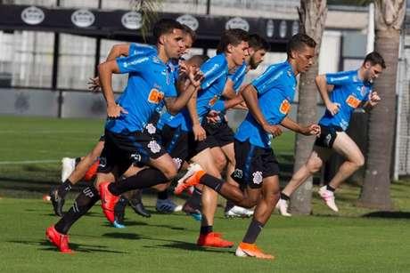 Jogo-treino faz parte da preparação do Alvinegro para o segundo semestre (Foto: Daniel Augusto Jr./Ag. Corinthians)