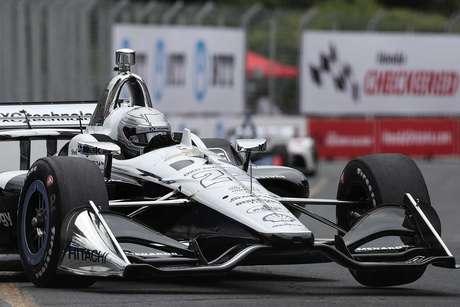 Pagenaud lidera a sexta-feira da IndyCar em Toronto; Kanaan 18º e Leist 20º