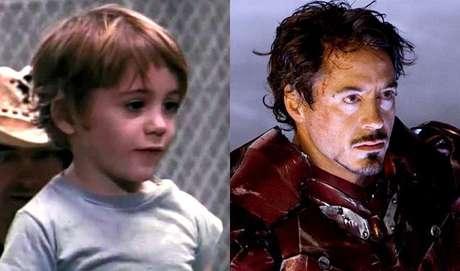 Robert Downey Jr., o nosso maravilhoso Homemde Ferro em Ultimato, estreou sua carreira como ator em 1970 quando tinha apenas 5 anos de idade no filme Pound, que foi dirigido por seu pai  Robert Downey, Sr.