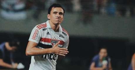 Pablo voltou a campo contra o Palmeiras: fez gol e saiu machucado