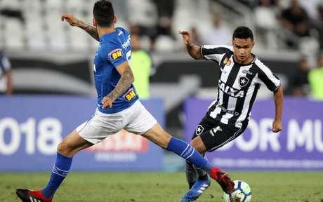 Cruzeiro e Botafogo se enfrentam no Mineirão neste domingo (Vitor Silva/SSPress/Botafogo.)