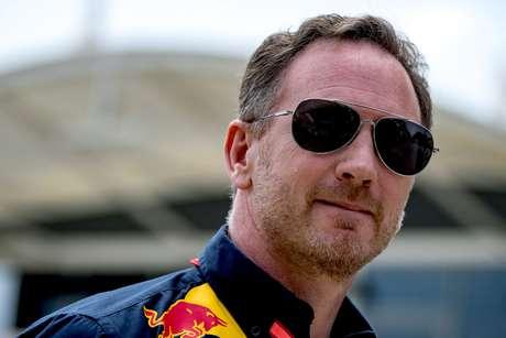 """""""Acidente com Vettel tirou um pódio garantido de Verstappen"""", afirmou Horner"""