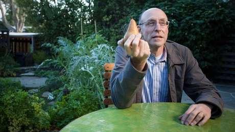 'Fiquei impressionado com a universalidade do nojo, enquanto emoção humana', diz Pollan