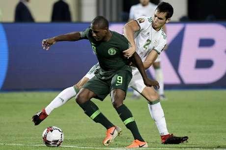 Argélia vence a Nigéria está na final da Copa das Nações Africanas (Foto: AFP)