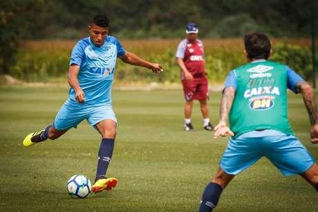 Ederson fica na Toca da Raposa por mais quatro temporadas-(Vinnícius Silva/Cruzeiro)