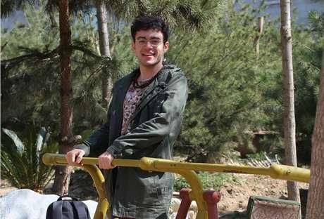 Leonardo Cláudio da Rosa cursava Letras na Universidade Federal do Rio Grande do Sul (UFRGS) e realizava um intercâmbio na China