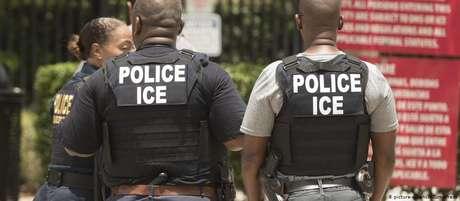 Batidas de agentes do ICE foram anunciadas para várias cidades americanas