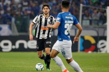 Na ida, deu Cruzeiro por 3 a 0, mas o Galo não desistiu e ainda crê na classificação- (Bruno Cantini / Atlético)