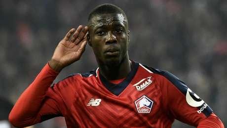 Pepe é um dos destaques do Lille (Foto: AFP)