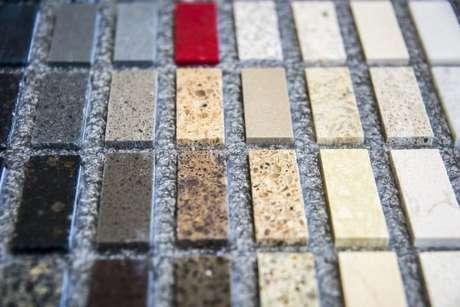17. Algumas cores de granito são mais raras e por isso se tornam mais caras. Projeto de Recommend