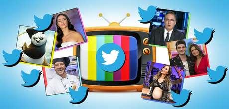 Momentos especiais da TV inspiram milhões de tweets e retweets