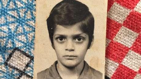Leo se alfabetizou aos 10 anos em Goiânia, para onde a família se mudou em busca de tratamento para ele | Foto: Arquivo Pessoal
