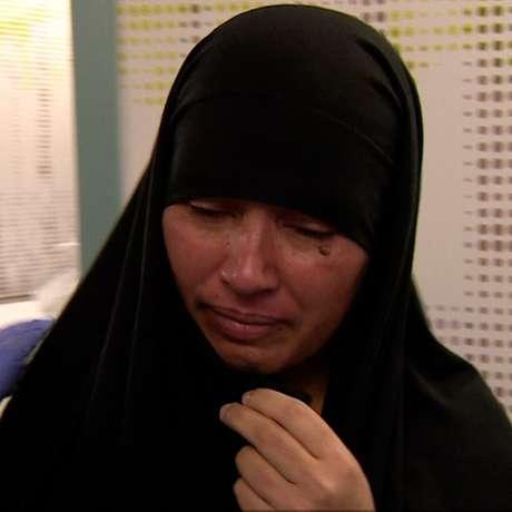 'Estou esperançosa de que tudo vai ficar bem e eu tenho total confiança nos médicos', disse sua mãe na época