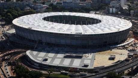 Arena Fonte Nova recebe jogo decisivo da Copa do Brasil