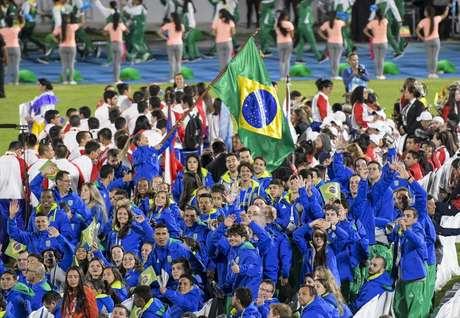 Delegação de ginástica artística seráa primeira do Brasila desembarcar em Lima, no Peru, para os Jogos Pan-Americanos