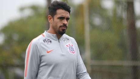 Júnior Dutra chegou ao Corinthians no início de 2018, mas não agradou