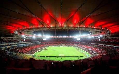 Em 2018, Flamengo teve o maior público do Campeonato Brasileiro contra o Athletico (Foto: Divulgação/Flamengo)