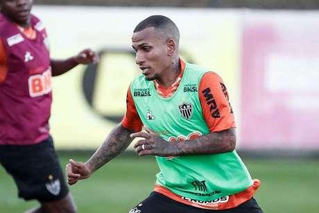 Otero está entre os novos inscritos do Galo na Copa Sul-Americana e já poderá enfrentar o Botafogo pela fase oitavas de final da competição-(Bruno Cantini/Atlético-MG)