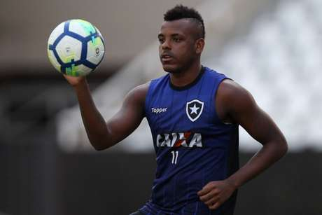 Marcos Vinícius retornou ao Botafogo (Foto: Vítor Silva/SSPress/Botafogo)