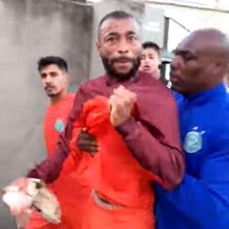 """Ferreira disse que """"se mata"""" pela camisa (Foto: Reprodução)"""