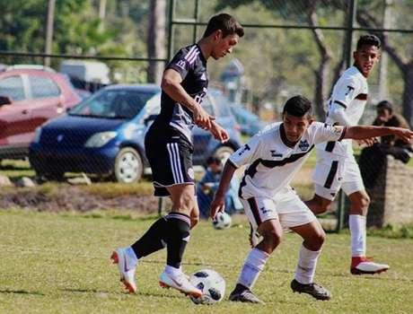 O Cruzeiro terá a opção de compra do jovem jogador ao fim do contrato de empréstimo- (Divulgação)