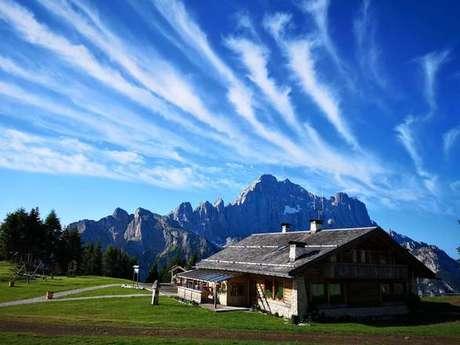 Campanha premia com hospedagem nas Dolomitas quem ficar sem celular
