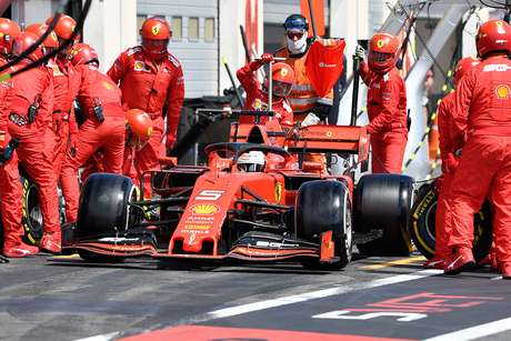 Vettel não se adequou bem ao SF90 da Ferrari, diz Mazzola