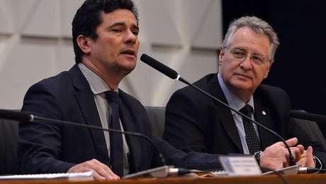 Sergio Moro e o atual presidente do Coaf, Roberto Leonel, tentaram manter o órgão sob a estrutura do Ministério da Justiça para facilitar investigações