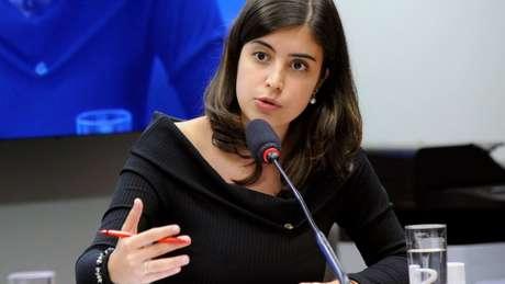 Tábata Amaral (PDT-SP): deputada foi a mais 'indisciplinada' do PDT até agora
