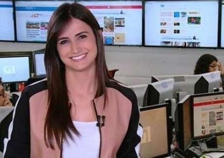 A jornalista Mari Palma.