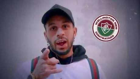 Wellington Nem volta ao Fluminense por empréstimo até o fim do ano
