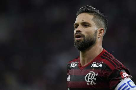 O meia Diego, do Flamengo