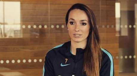 Asllani é uma das principais jogadoras do mundo (Foto: Reprodução/Instagram)