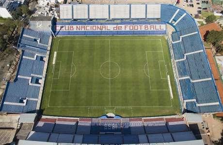 Estádio do Nacional voltará a receber o Corinthians (Foto: Stonek Fotografía)