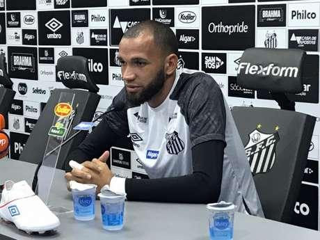 Everson deve ser titular novamente contra o Botafogo, neste domingo, pelo Brasileiro (Arthur Faria/LANCE!)