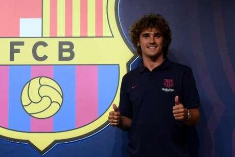 Griezmann é a principal contratação do Barça para a próxima temporada (Foto: AFP)