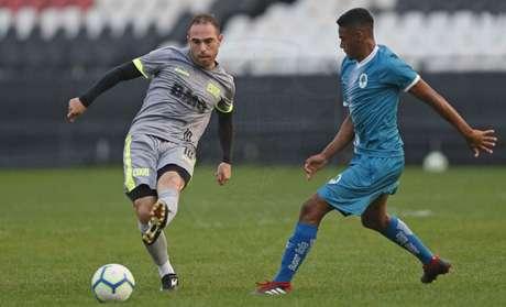 Bruno César fez dois gols contra o Boavista no jogo-treino (Foto: Rafael Ribeiro/Vasco)