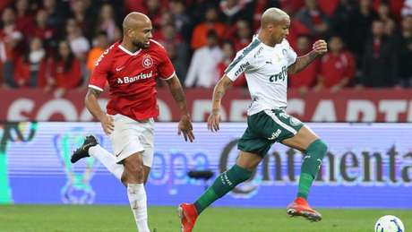 Deyverson acumulou erros e o Palmeiras não manteve a bola na frente como precisava (Divulgação/Palmeiras)