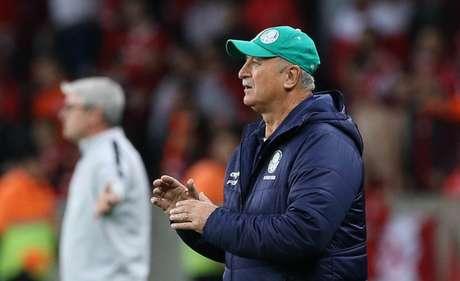 Treinador acumula quatro eliminações sem sequer chegar à final em competições de mata-mata (Agência Palmeiras)