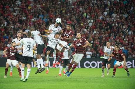 Maior público do ano foi na partida entre Flamengo x Athletico (Foto: Alexandre Vidal/Flamengo)